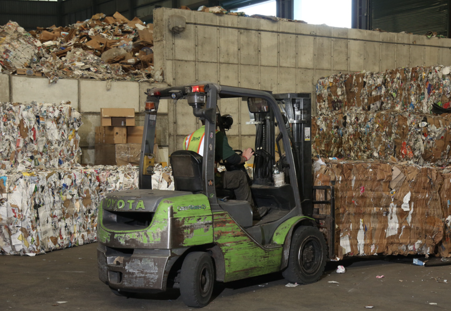 THE FUTURE OF WASTE MANAGEMENT
