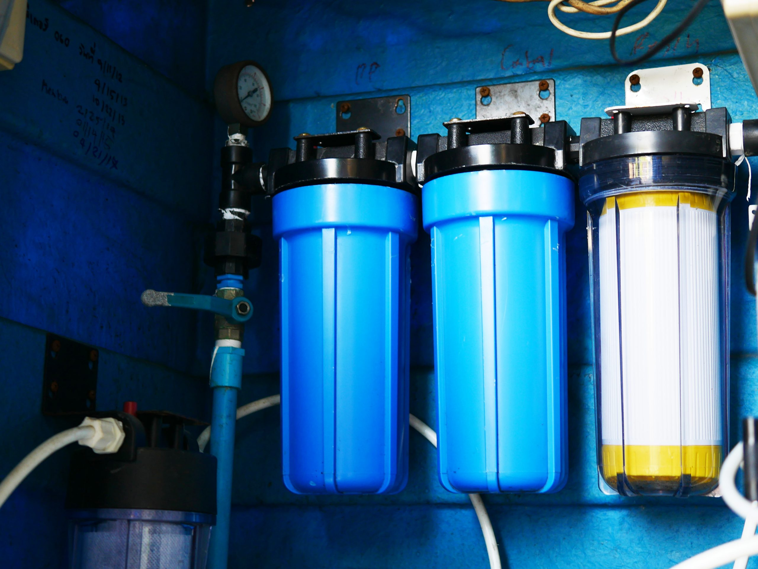 RECYCLING MYSTERY – WATER FILTERS